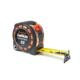 Lufkin® L1125 Shockforce™ 2-Sided Tape Measure, 25 ft L x 1-3/16 in W Blade, Steel, Imperial