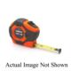 Lufkin® PHV1425N P1000 Tape Measure, 25 ft L x 1 in W Blade, Steel, Imperial, 1/16 in